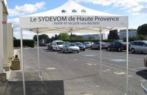 galerie - sydevom - stand pliant