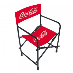 Chaise pliante personnalisable logo