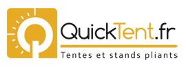 Quicktent tente pliante, stand pliable, tivoli, barnum, tonnelle, location