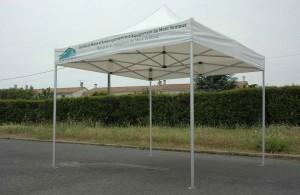 galerie - mont ventoux - tente pliante barnum