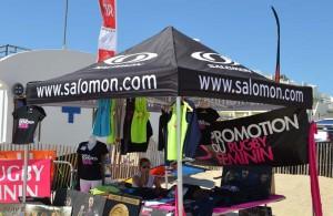 galerie - stand pliant salomon